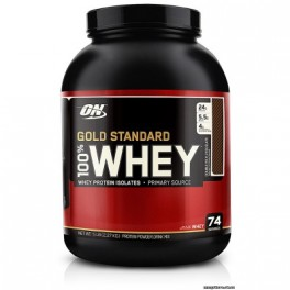 Optimum 100 % whey Gold standard 2,2 кг