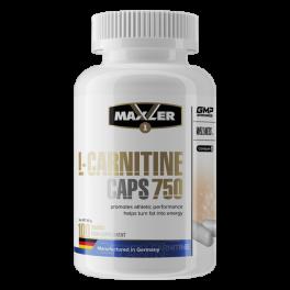 Maxler L-carnitine 750 100 капс